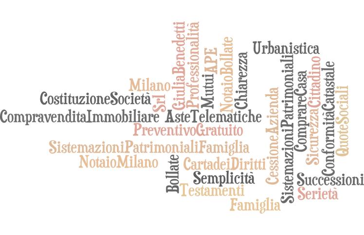 Orario ufficio studio notarile giulia benedetti - Immobiliare benedetti milano ...